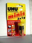 Bild zum Artikel: UHU Sekundenkleber mini